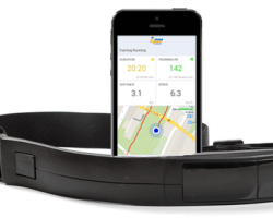 Technical requirements for the moveguard fitness app