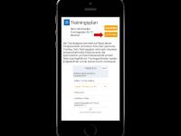 Gutscheincode einlösen für den kostenlosen Trainingsplan von moveguard