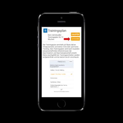 Gutscheincode einlösen und moveguard Trainingsapp kostenlos nutzen