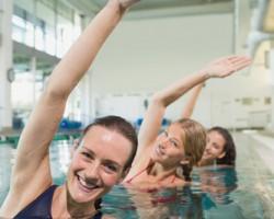Aquajogging Trainingsplan moveguard