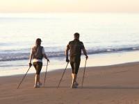 Mit Nordic Walking Trainingsplan erfolgreich durchhalten