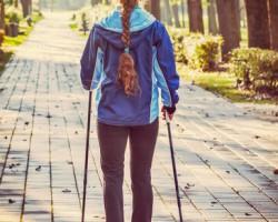 Nordic Walking Trainingsplan moveguard