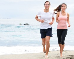 Running training with moveguard